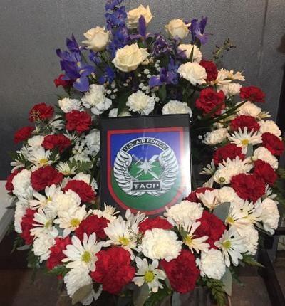 TACP Association Flower Arrangement